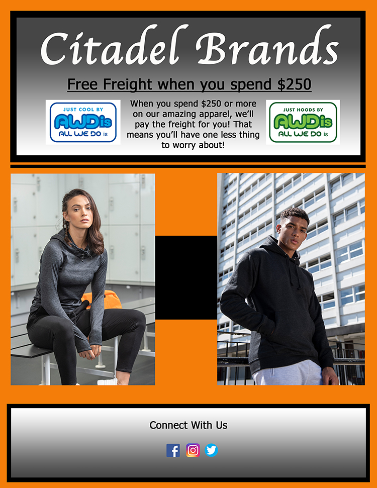PromoOffers - Apparel from Citadel Brands