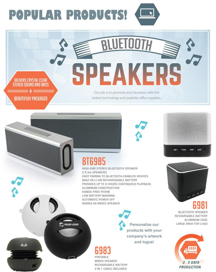 PromoOffers - Speakers from KTS Inc.