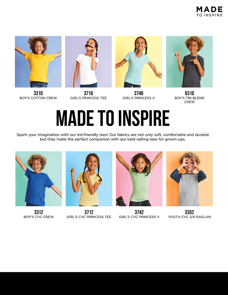 510976dc8 PromoOffers - Apparel - Children's from Next Level Apparel