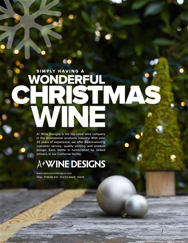 Holiday Gifts from A Plus Wine!