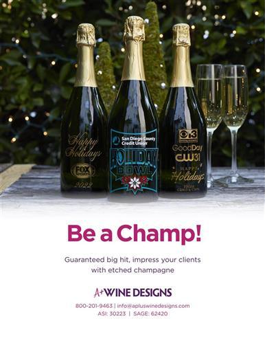 Champagne Por Favor!