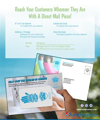 Direct Mail Made Easy!