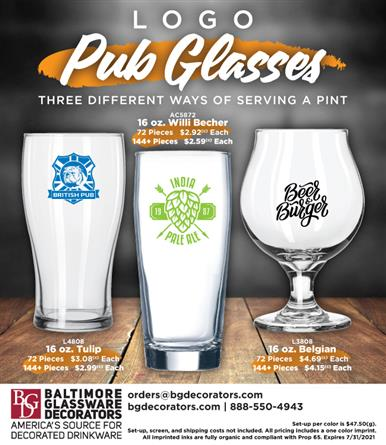 3 Different Ways to Serve a Pint