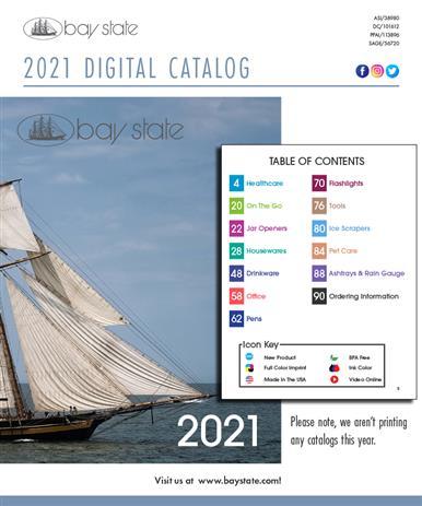 No Paper Cuts From Us: 2021 Digital Catalog