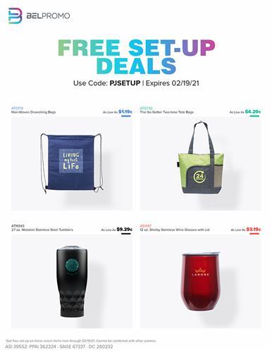 Free Set-Up Deals