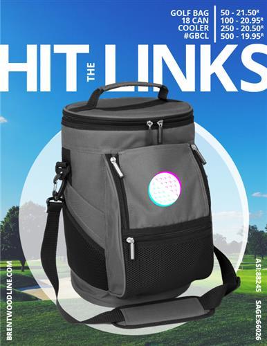Golf Bag Coolers for Tournament Season!