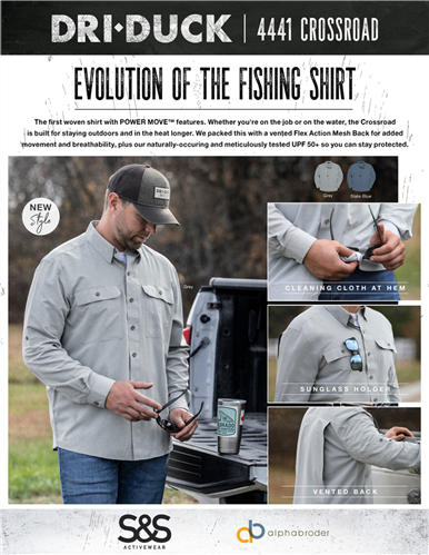 The Evolution of the Fishing Shirt