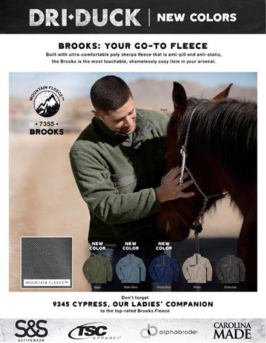 7355 Brooks: NEW Colors In A Fan-Favorite Style