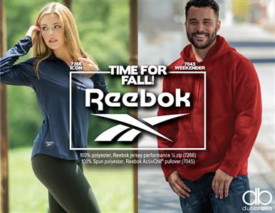 FALL into Reebok