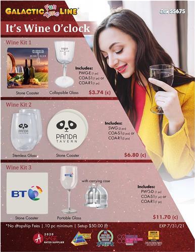 Did Someone Say Wine Happy Hour Kits?