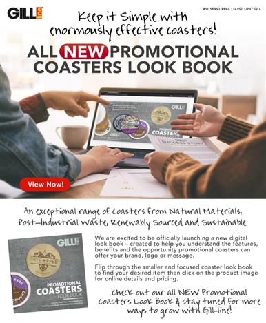 Introducing the New Coasters Look Book!