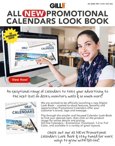 Just in Time for the NEW Calendar Look Book!
