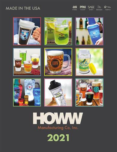 Howw 2021 Catalog - Made in the USA