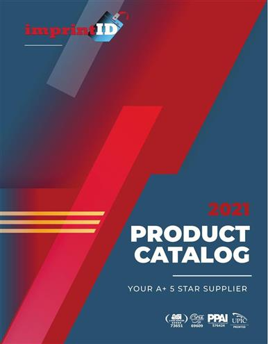 ImprintID 2021 Product Catalog