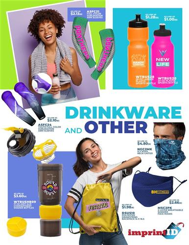 Drinkware and other