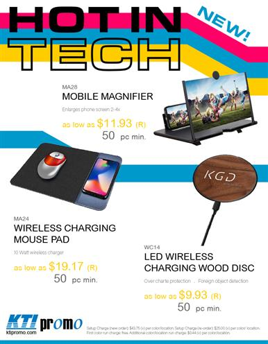 Check out these HOT NEW tech products!