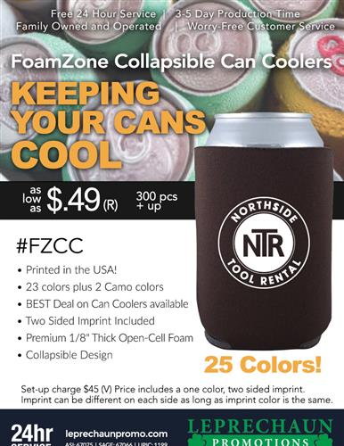Here's the Best Way to Keep Your Can Cool!