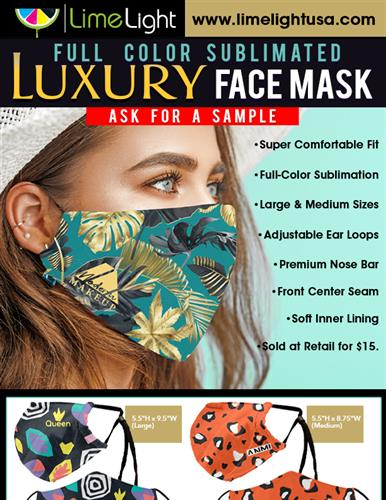 This New Luxury Face Mask Has Been Winner