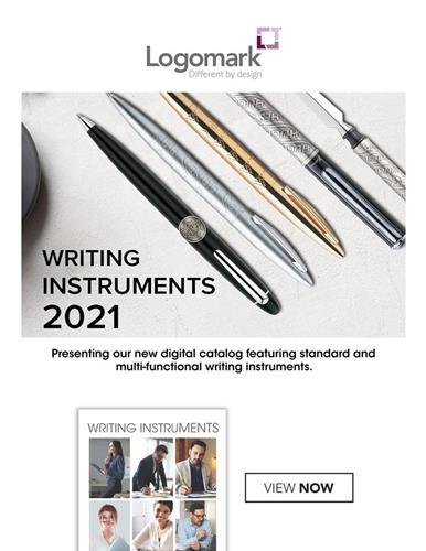 2021 Writing Instruments Catalog