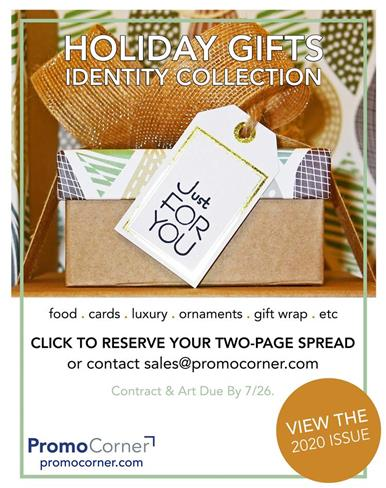 Showcase Your Holiday Gifts in the Holiday Gifts Identity Collection 2021