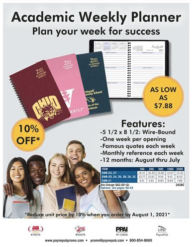Plan your week for Success