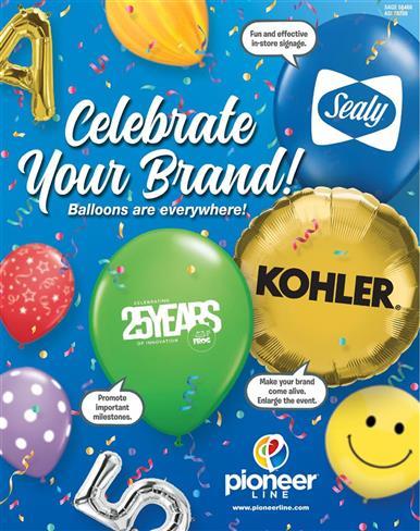 Celebrate Your Brand!