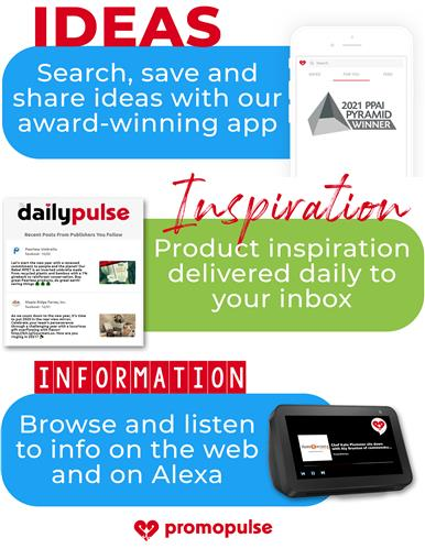 Ideas, Inspiration & Information Whenever You Need It