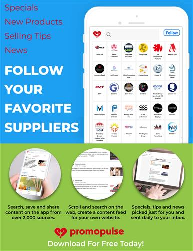 New products & specials from your favorite suppliers