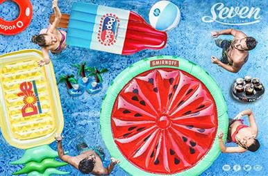 Make a Splash with Custom Inflatables