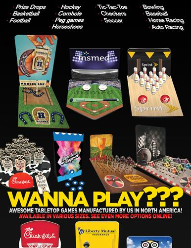 Wanna Play? Awesome Tabletop Games!