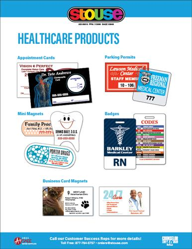 Target the healthcare market today!
