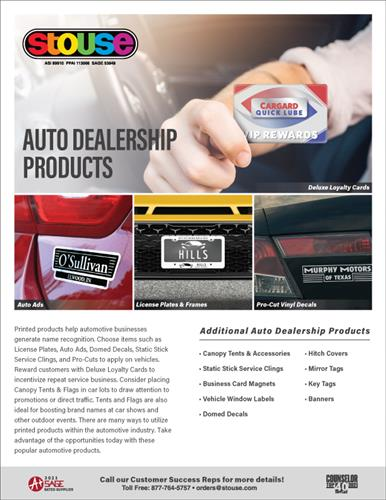Increase revenue from auto dealers today!