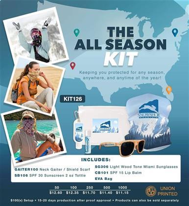The All-Season Kit from Tekweld