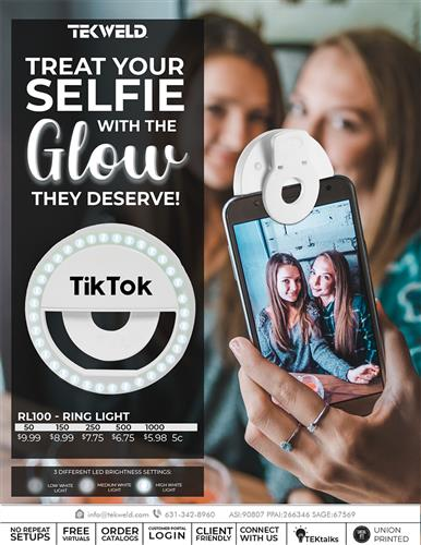 Treat Your Selfie with the Glow they Deserve!