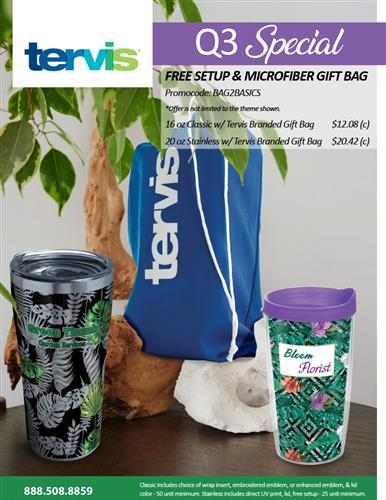 Make it an EPIC Summer with Tervis