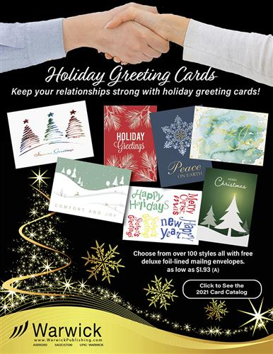Keep Your Relationships Strong with Holiday Greeting Cards!
