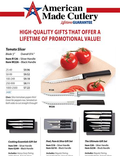 Gifts That Last a Lifetime | American Made Cutlery