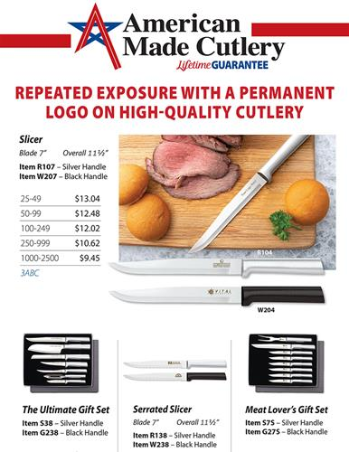 Exceptional Quality & Service | American Made Cutlery
