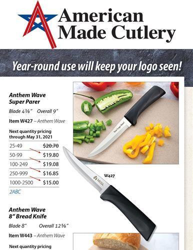 Perfect for Every Kitchen | American Made Cutlery