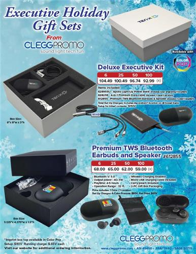 Holiday Gifts from Clegg!