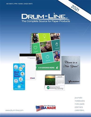 Drum-Line 2021 Catalog