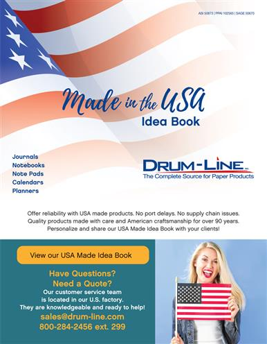 Check out USA Made products that are perfect for your client's needs.
