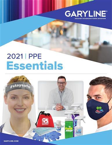 Garyline 2021 PPE Essentials Catalog