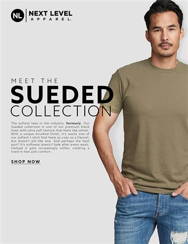 Meet the SUEDED Collection