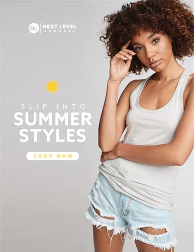Slip into Summer Styles!