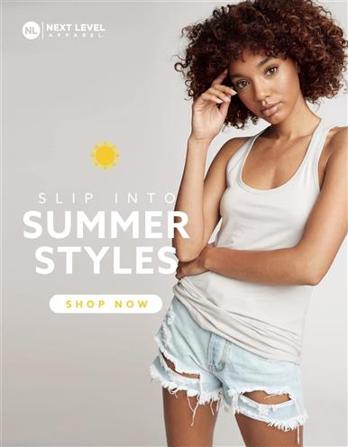Summer Styles are here!
