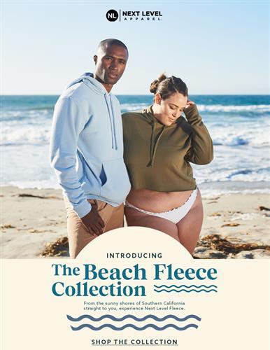 The Beach Fleece Collection