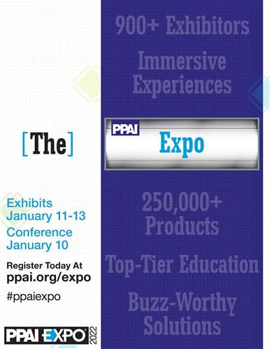 We Want To See You At The PPAI Expo