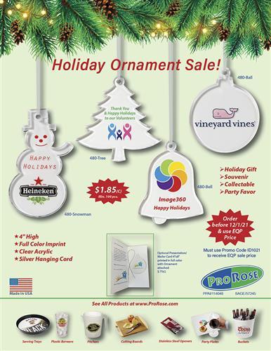 Ornaments Sale!