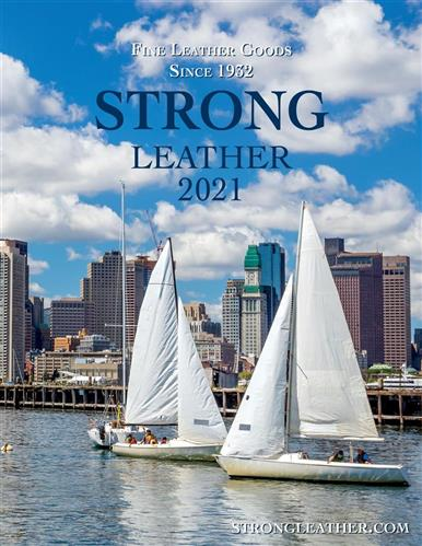 Strong Leather 2021 Catalog